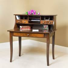 image of vintage and antique writing desk