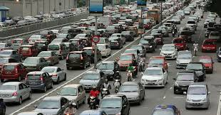 ways you could cause a traffic jam out even trying
