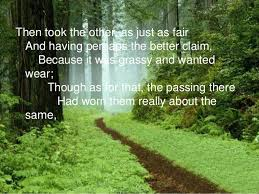 the road not taken by robert frost 13