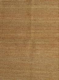 rugsville plain beige brown jute kilims 13634 rug 13634