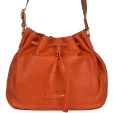 the bridge italian leather drawstring bucket bag pumpkin gold 41476 79 5b nh p1194 5177 image jpg