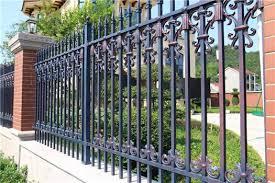 decorative metal fence panels. Factory Wholesale Decorative Metal Fence Panels With Die Casting Aluminum Parts