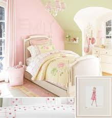 barbie at pottery barn kids at home