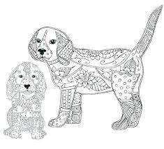 Beagle Puppy Coloring Pages Trustbanksurinamecom