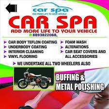 gv s car spa poojappura car washing services in thiruvananthapuram justdial