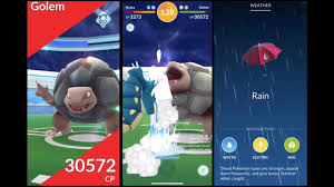 Pokémon GO - Tier 4 Golem Raid!!! *Solo attempt!!! - YouTube