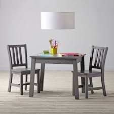 child size wooden table and chairs