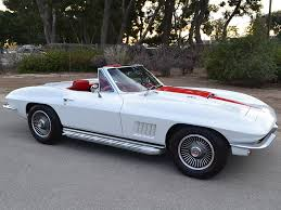 SOLD 1967 Chevrolet Corvette Convertible 427/400 Factory AC for ...