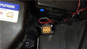complete how to oem hid install elantra hyundai forums also do you thing if it is ok to tap harness to the car plug instead of the headlight plug
