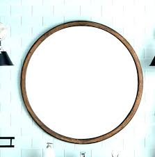 round wooden frame sightly round wood wall mirror round wood frame mirror round mirror wood frame