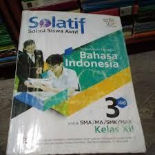 Buku guru kelas 10 bahasa indonesia Solatif Bahasa Indonesia Shopee Indonesia