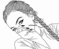 Ragazze Da Disegnare Facili 16 Fantastiche Immagini In Women Su
