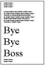example of a two weeks notice letter two weeks notice letter
