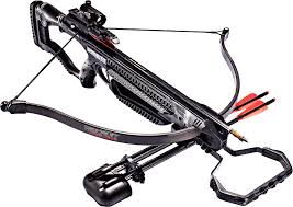 Barnett Crossbow Comparison Chart Review Barnett Recruit Recurve Crossbow