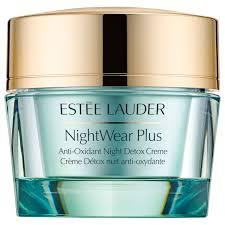 <b>Estée Lauder Nightwear Plus</b> Anti-Oxidant Night Detox Crème, 50ml ...