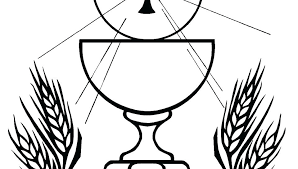 Communion For Kids Coloring Pages Online Printable Colouring Sheets