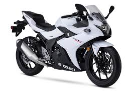 2018 suzuki motorcycles. unique motorcycles 2018 suzuki gsx250r katana first look  right angle white to suzuki motorcycles