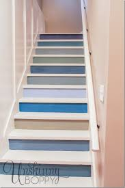 dark basement stairs. 27 Painted Staircase Ideas Which Make Your Stairs Look New Dark Basement S