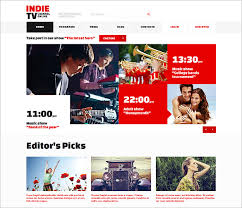 Newspaper Website Template Free Download 15 News Channel Html5 Website Themes Templates Free