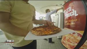 Pizza Vending Machine Lakeland Awesome Pizza Vending Machine Huge Success In Lakeland Story FOX 48