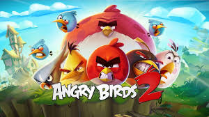 Angri Birds 2 - gameplay with Bluestacks - Android Emulator for PC - YouTube