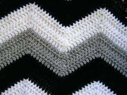 Double Crochet Chevron Pattern Interesting Double Crochet Chevron Afghan Using Skip 48 Stitches Not Double