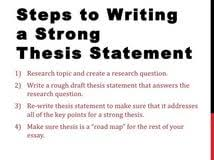 how do i my thesis statement % original kansas university admissions essay