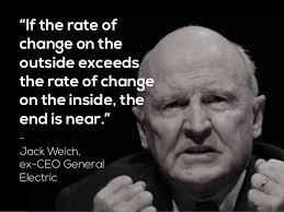 Jack Welch Quotes Impressive Jack Welch Quotes On Change