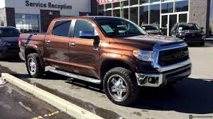 Lifted 2017 Toyota Tundra 1794 Edition Crew Max With A Trd Pro ...