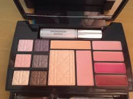 dior expert travel studio all over makeup palette original by dior