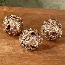Orb Decorative Ball Arabella 100 pc Decorative Orbs Set 93