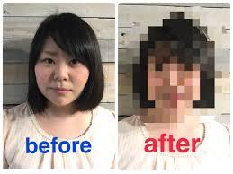 劇的 ビフォーアフター 女性美容師 阿形聡美 Nora Journey
