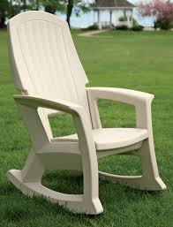 patio rocking chair oversized outdoor chairs best for small nursery ikea wooden pads set used rattan