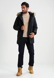 schott nyc winter coats black mens winter coats
