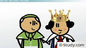 thomas becket and the constitutions of clarendon video lesson thomas becket and the constitutions of clarendon video lesson transcript com