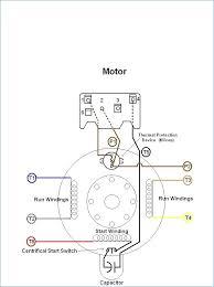 Dayton Motor Capacitor Chart Dayton Capacitor Start Motor Wiring Diagram Wiring Diagram