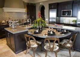 dark oak kitchen cabinets. 08 [+] More Pictures · Traditional Dark Wood / Black Espresso Kitchen Oak Cabinets I