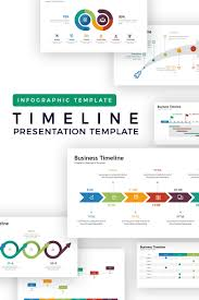 Timeline Powerpoint Template Free Microsoft Infographic