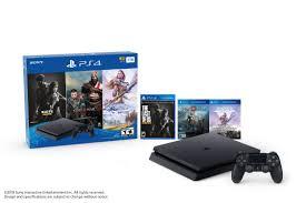 Sony PlayStation Slim 4 1TB Only on ...