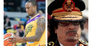 How an American basketballer got caught in the uprising against Gaddafi    Off The Ball