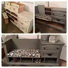 furniture repurpose. photo via homestheticsnet furniture repurpose e