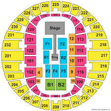 Stabler Arena Seating Chart Wrestling 75 Clean Norfolk Scope Wwe Seating Chart