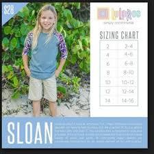 Lularoe Sloan Size 14 Xxs White Dk Grey Shirt