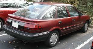 Geo/Chevrolet Prizm