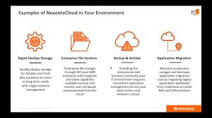 Nexenta Webinar Getting To Know Nexentacloud Enterprise Storage In The Public Cloud