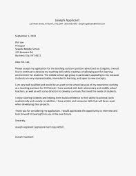 How To Write A Cover Letter For Early Childhood Education Cover Letter For Early Childhood Educator Position Best Of