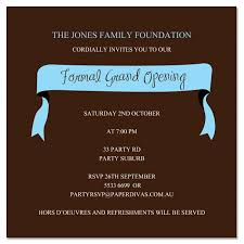 Grand Opening Invitations Formal Invitation Grand Opening Invitation Templates Free