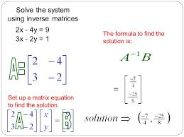 3 2x 4y 9 solve the system using