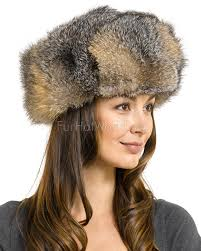 All orders are custom made and most ship worldwide within 24 hours. Women S Grey Fox Full Fur Russian Ushanka Hat Furhatworld Com