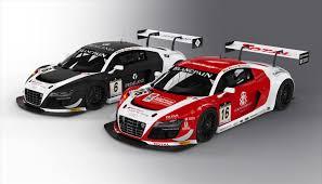 Audi R8 LMS ultra (Phoenix Racing) in the 2013 -   EuroCar News